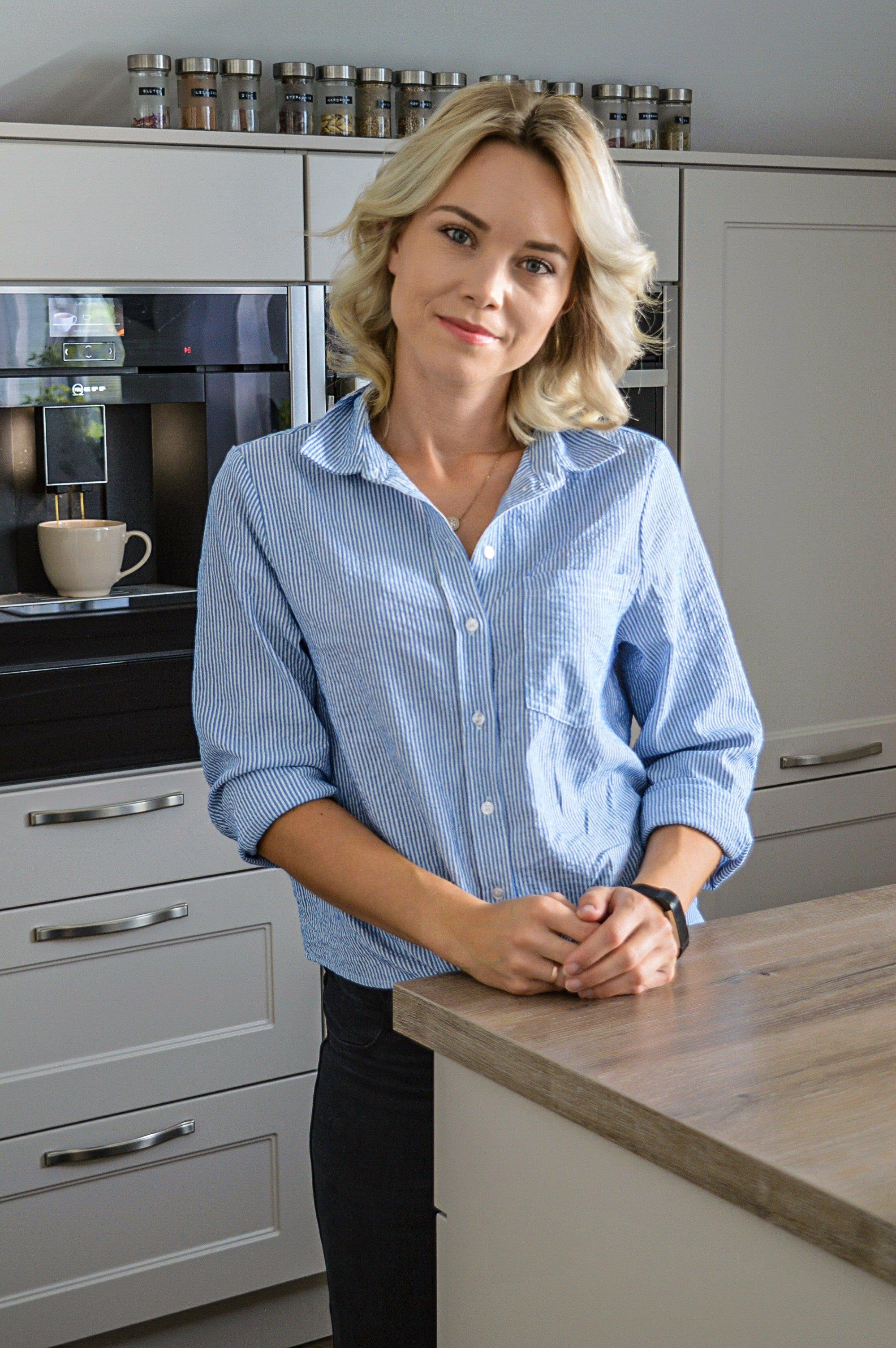 Sandra von Küchenstübchen, Das bin ich