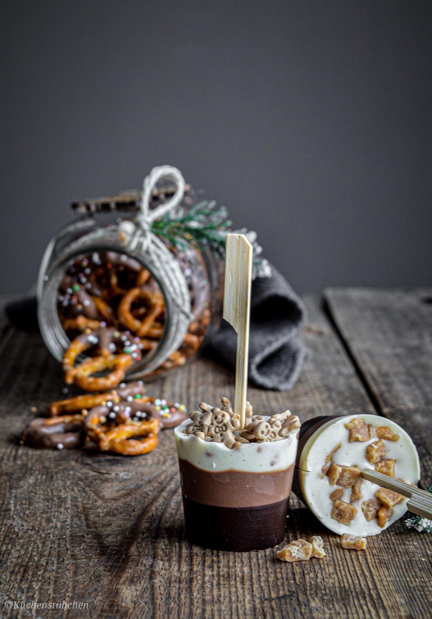 Feine Mitbringsel zur Weihnachtszeit - Geschenke aus der Küche